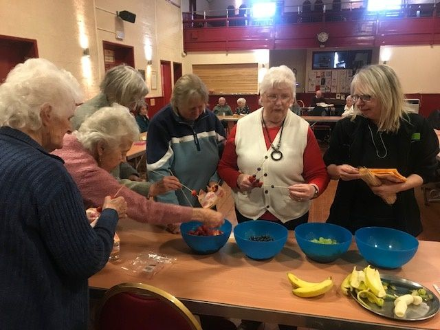 Healthy Choices Workshop in Ibstock