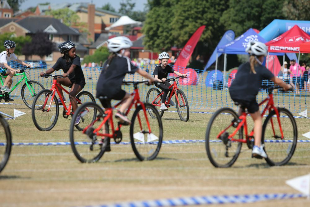 Society joins with Triathlon Trust to host the first Great Yarmouth Mini Tri