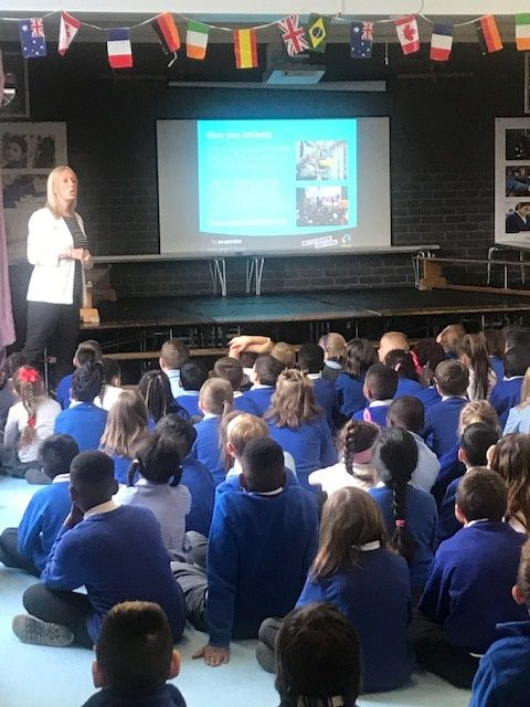 Fairtrade Assembly for 200 Pupils