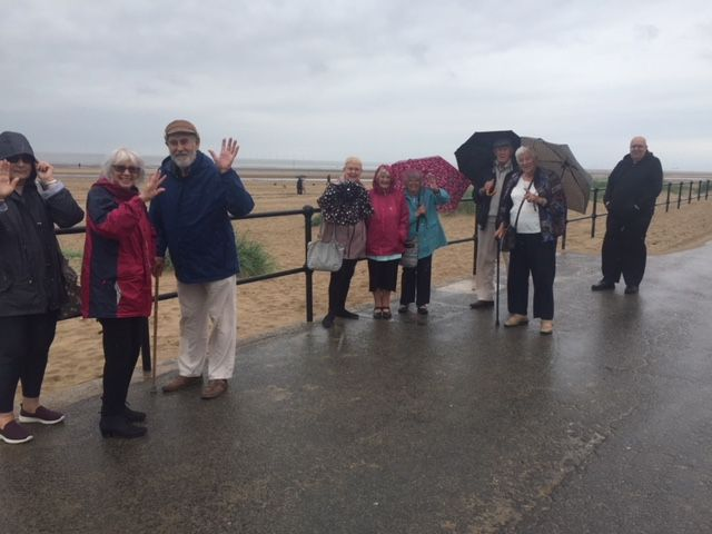 Derby Area Members' Educational Visit to Crosby Beach and Southport