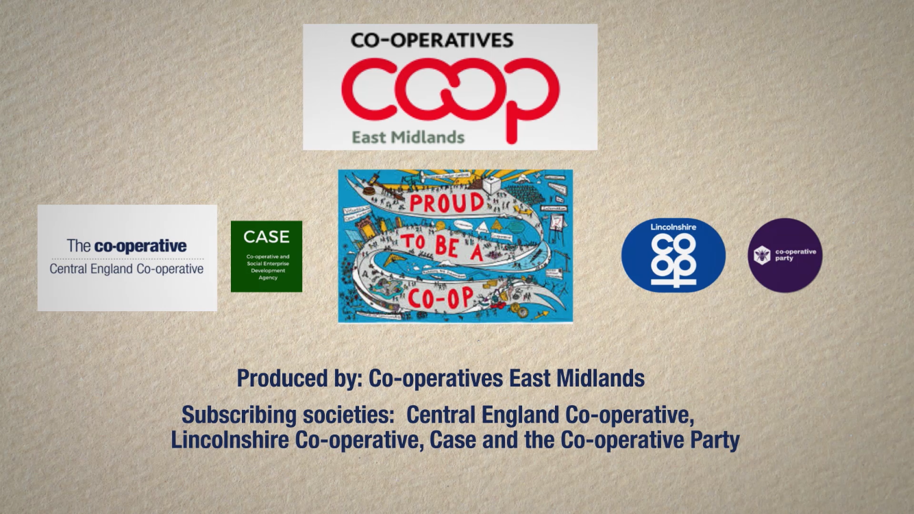 Co-op Poem launched for Co-operatives Fortnight
