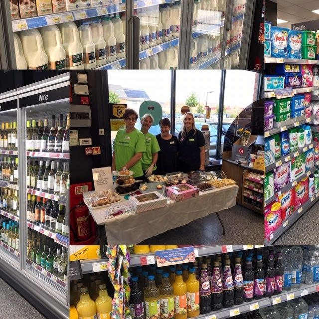 Southern MCC support Community Day at our Ashby de-la Zouch Store