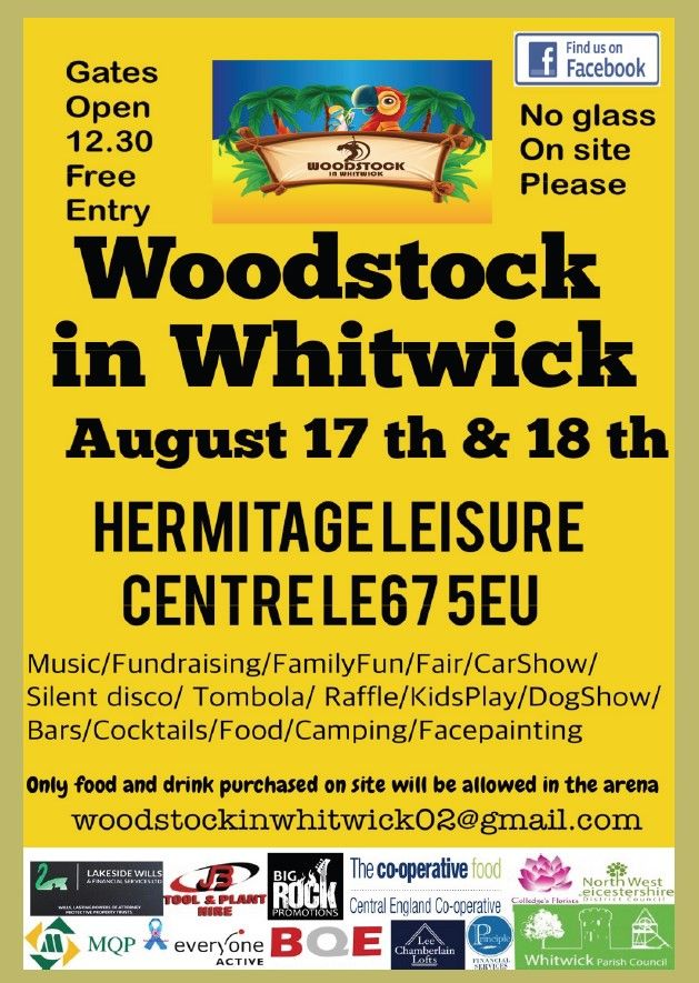 Central England Co-op stores support Woodstock in Whitwick