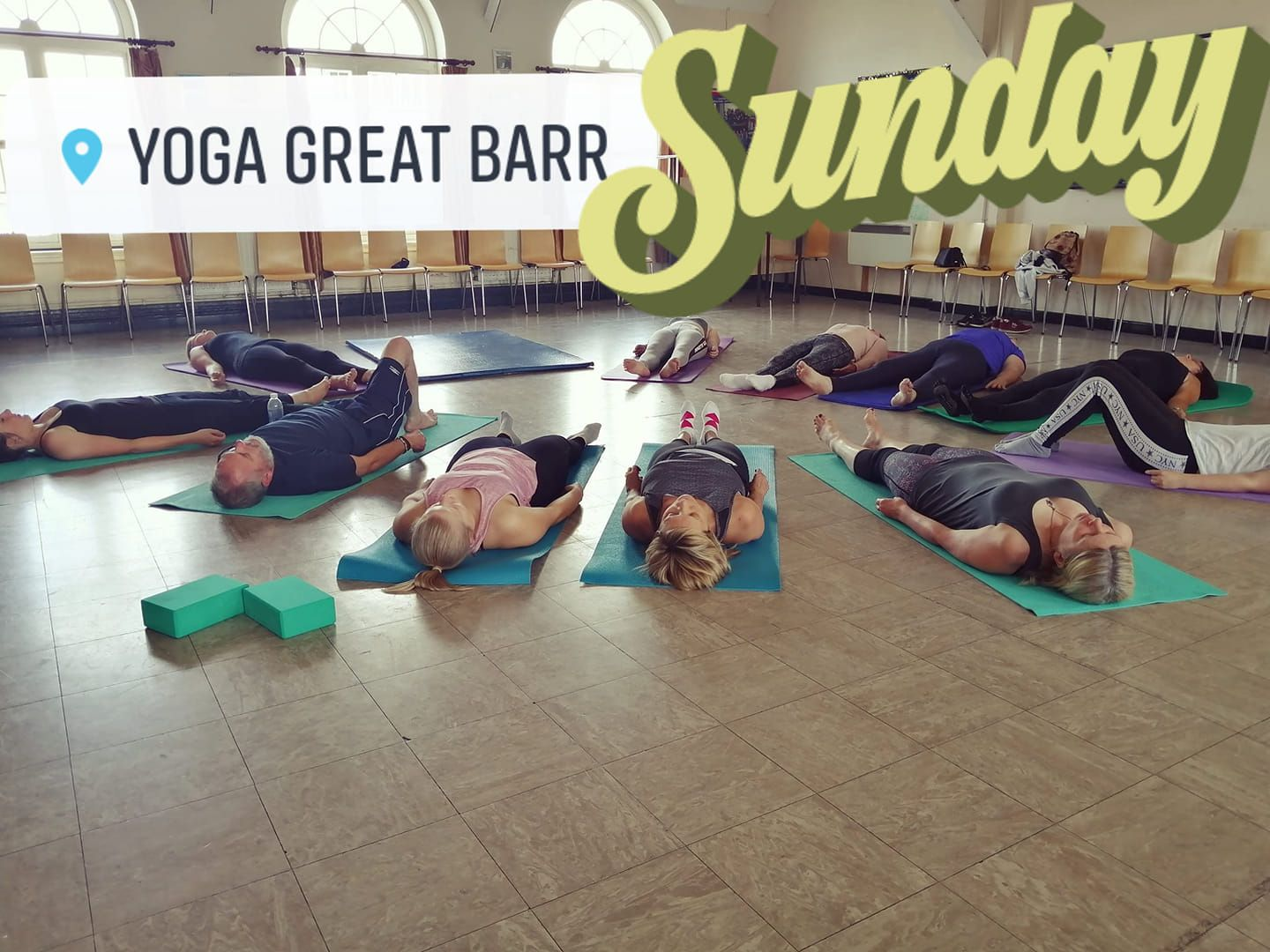 New Central England Member Group YOGA starts in Birmingham