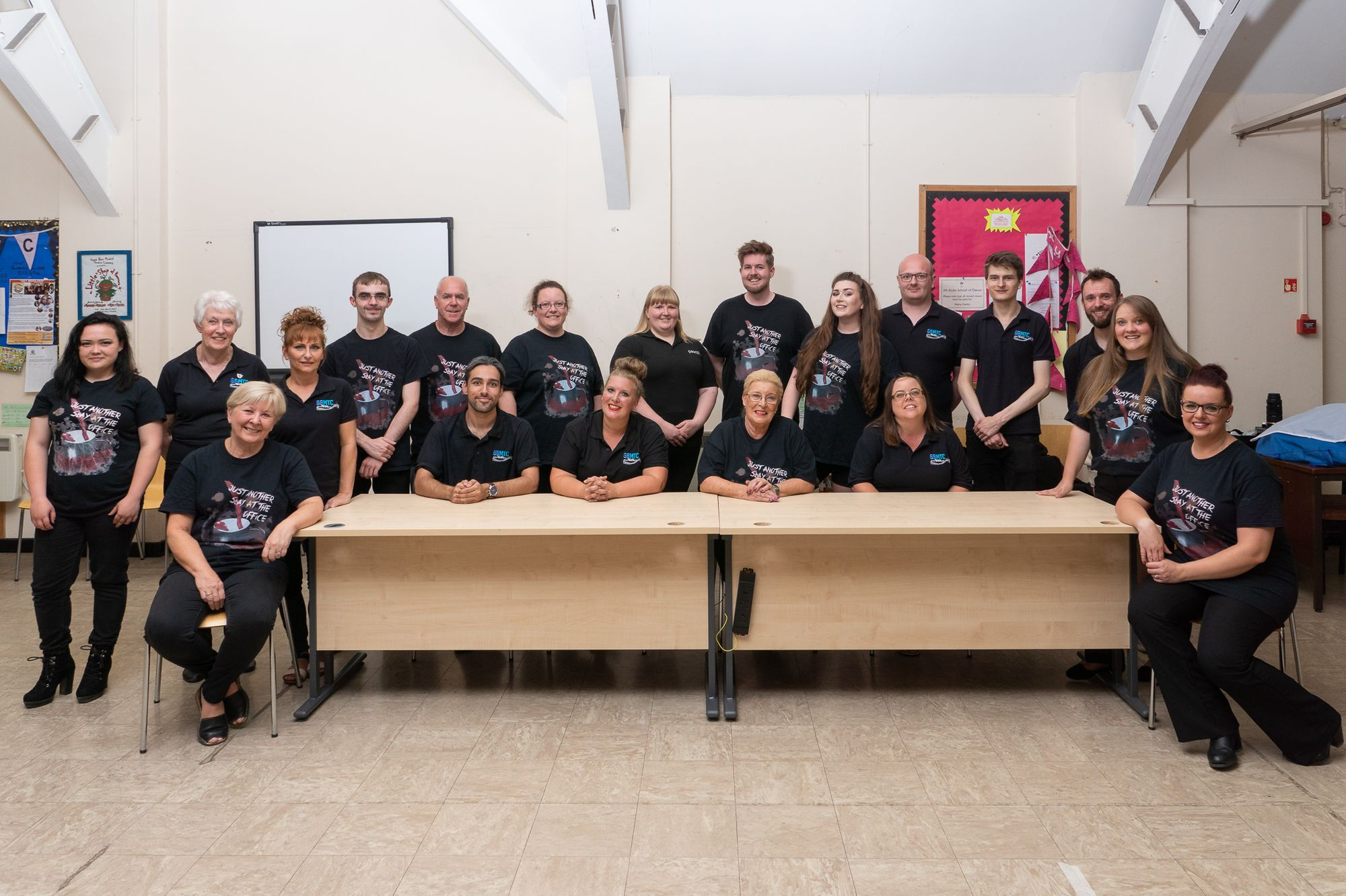 Musical Theatre comes to Central England Co-operative