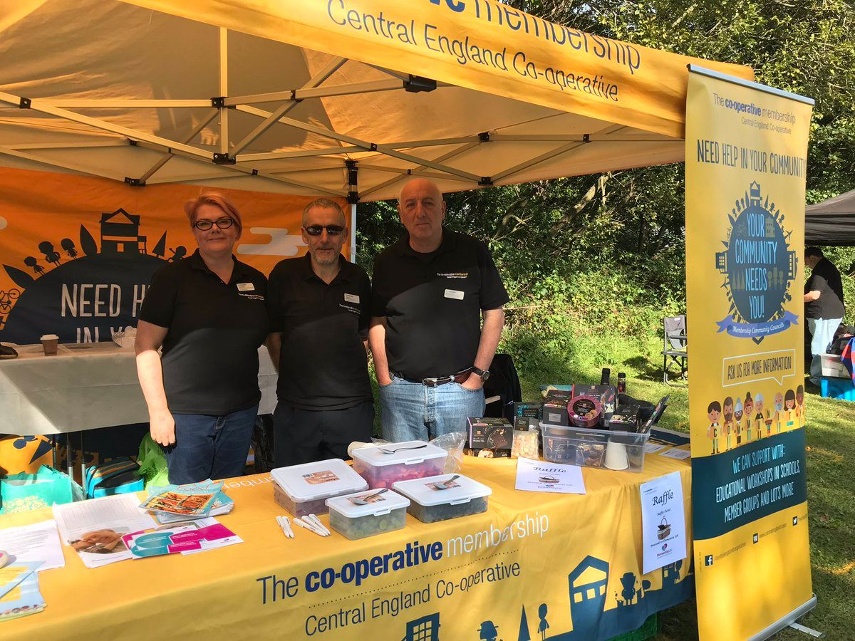 Tapton Lock Festival - Great community fun