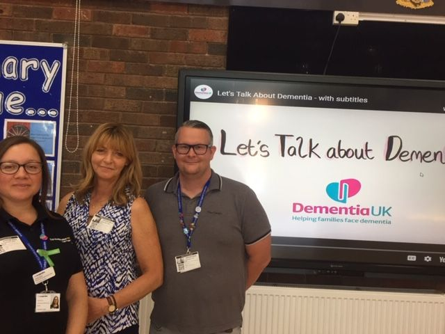 Central England Co-operative supports Dementia Information Session to primary School