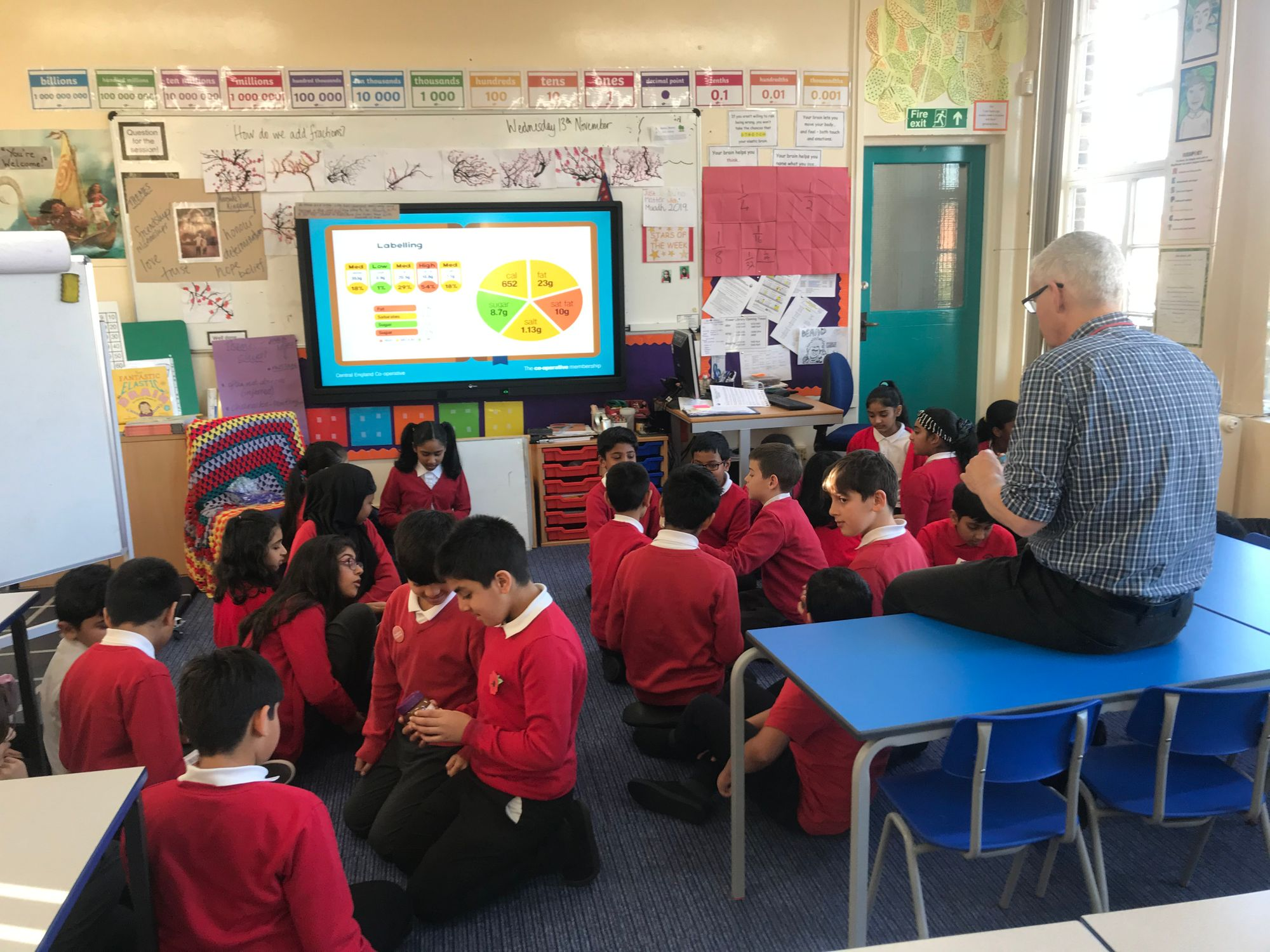 Educating 300 Children in Schools from Leicester to Oakham