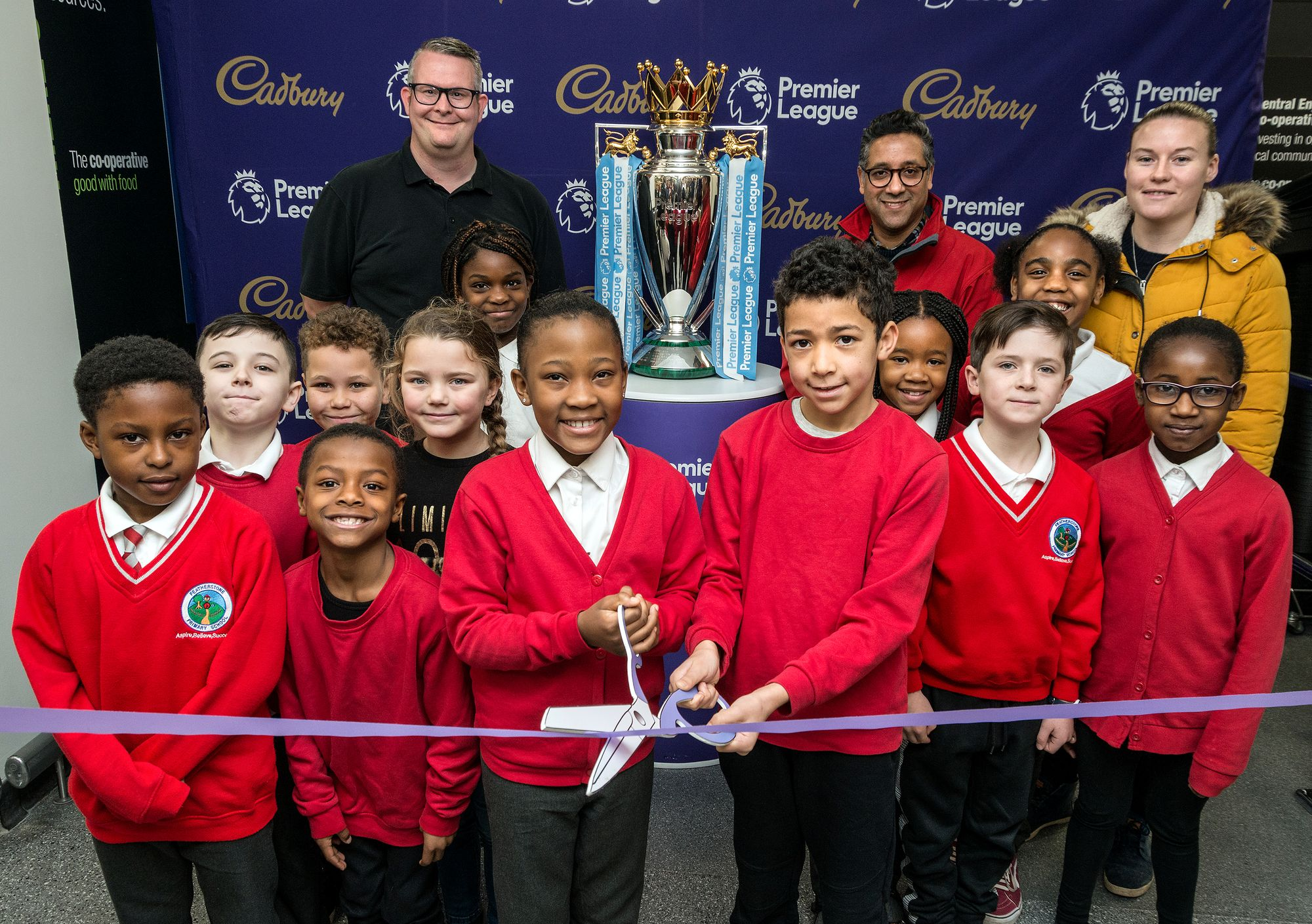 The Premier League comes to Birmingham thanks to Central England Co-operative