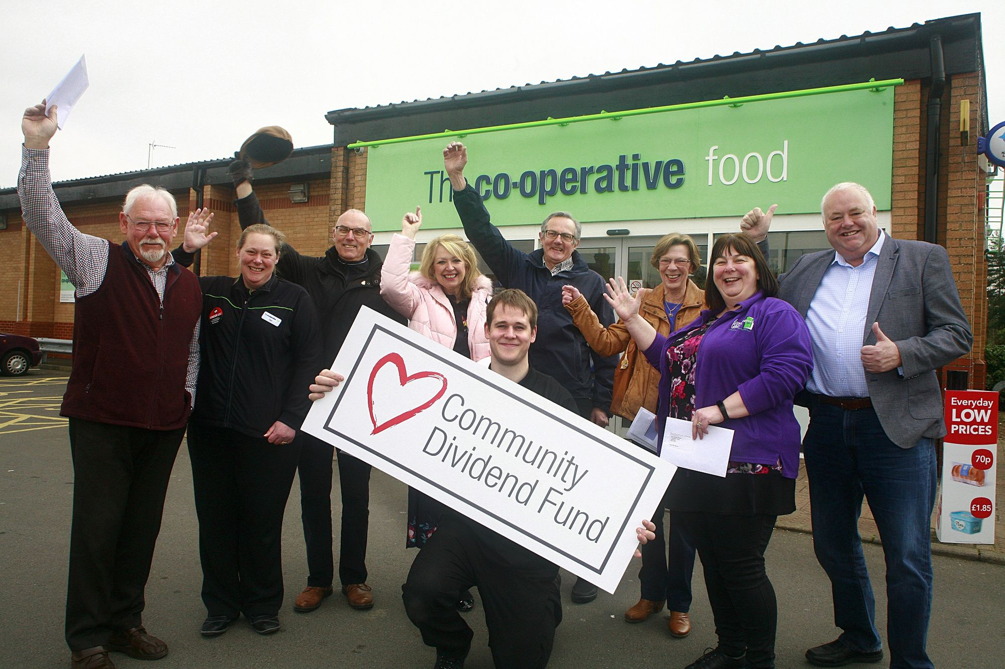 114 good causes share £177k thanks to our community fund