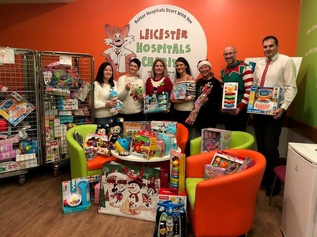 Leicester Co-op stores join forces to boost three good causes