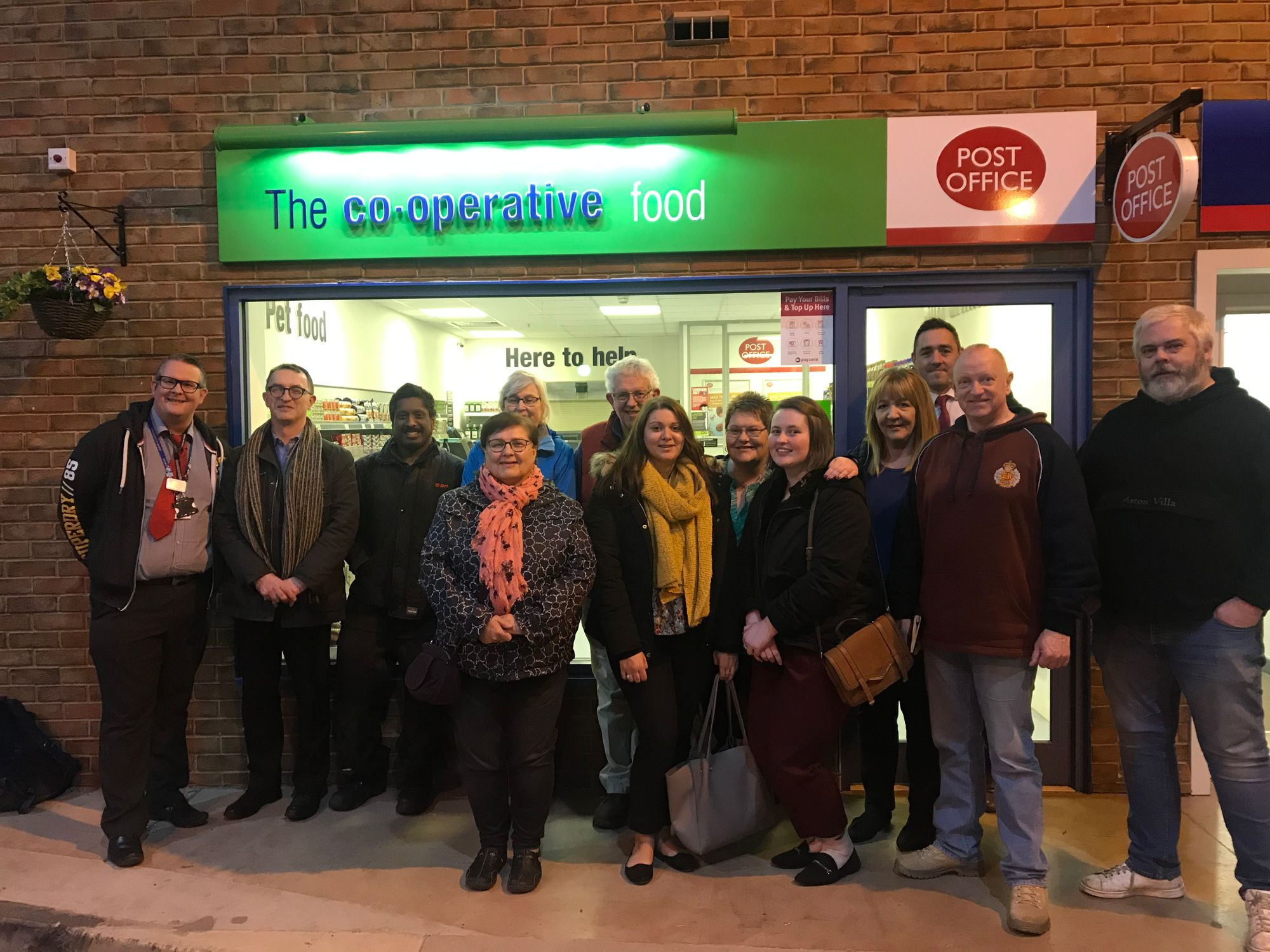 Elected Central England Co-operative Members meet in Birmingham