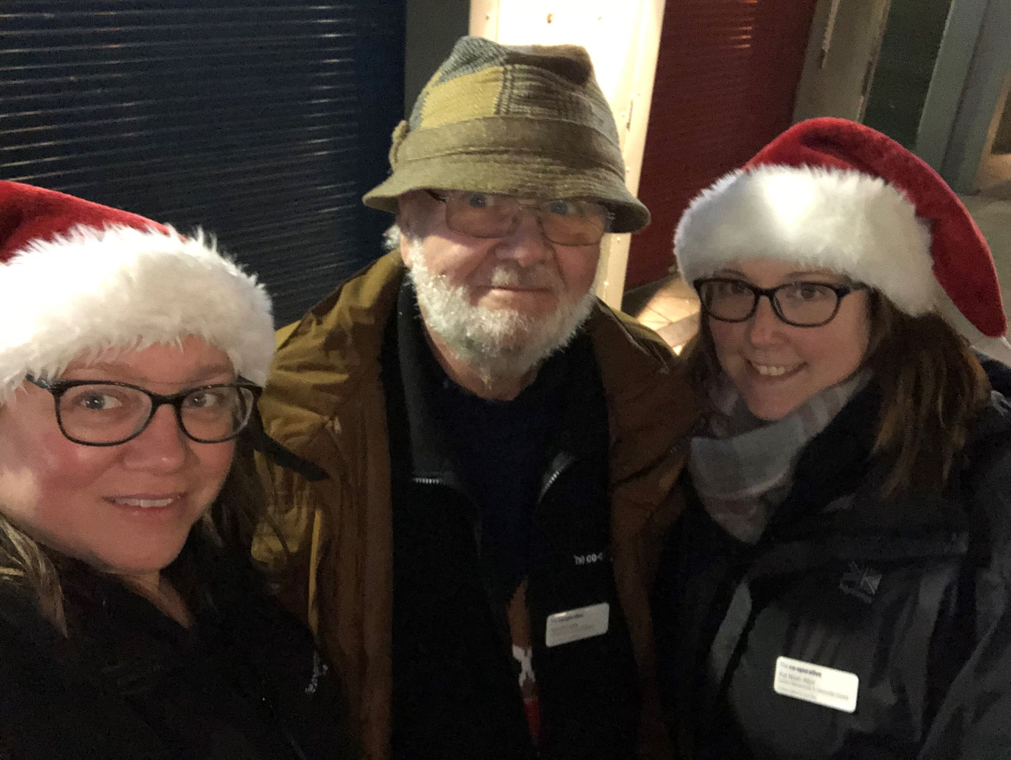 Central England Co-op helps fund Christmas dinner for homeless people in Norwich