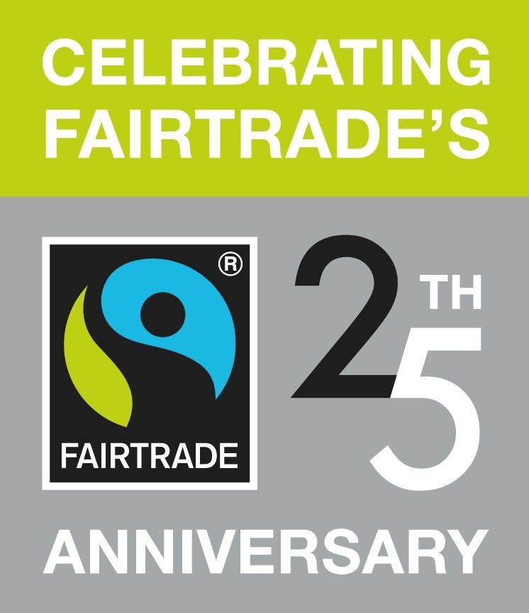 Celebrating Fairtrade's 25th Anniversary and looking back at some of the achievements