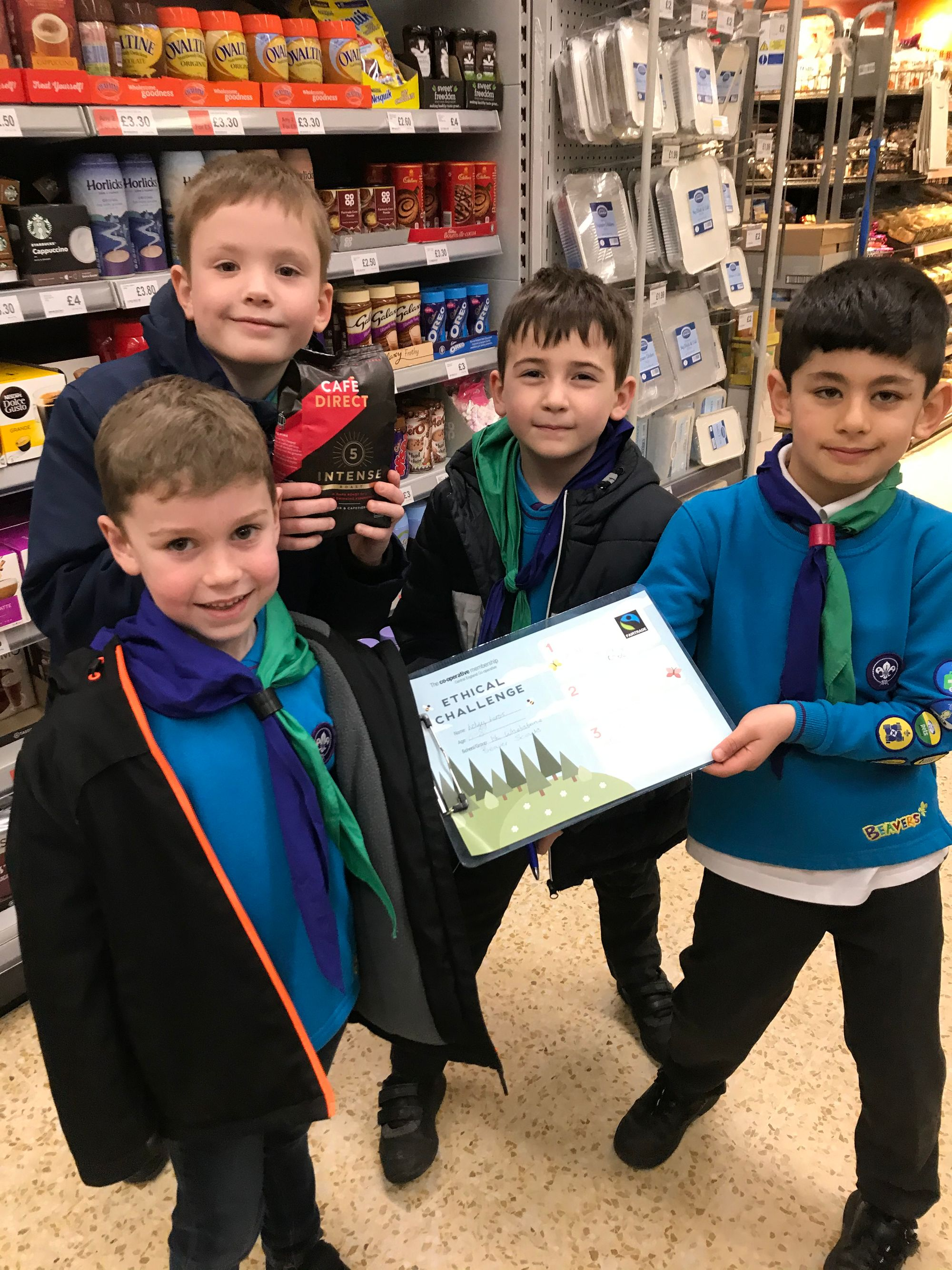 A Busy Fairtrade Fortnight for Southern MCC