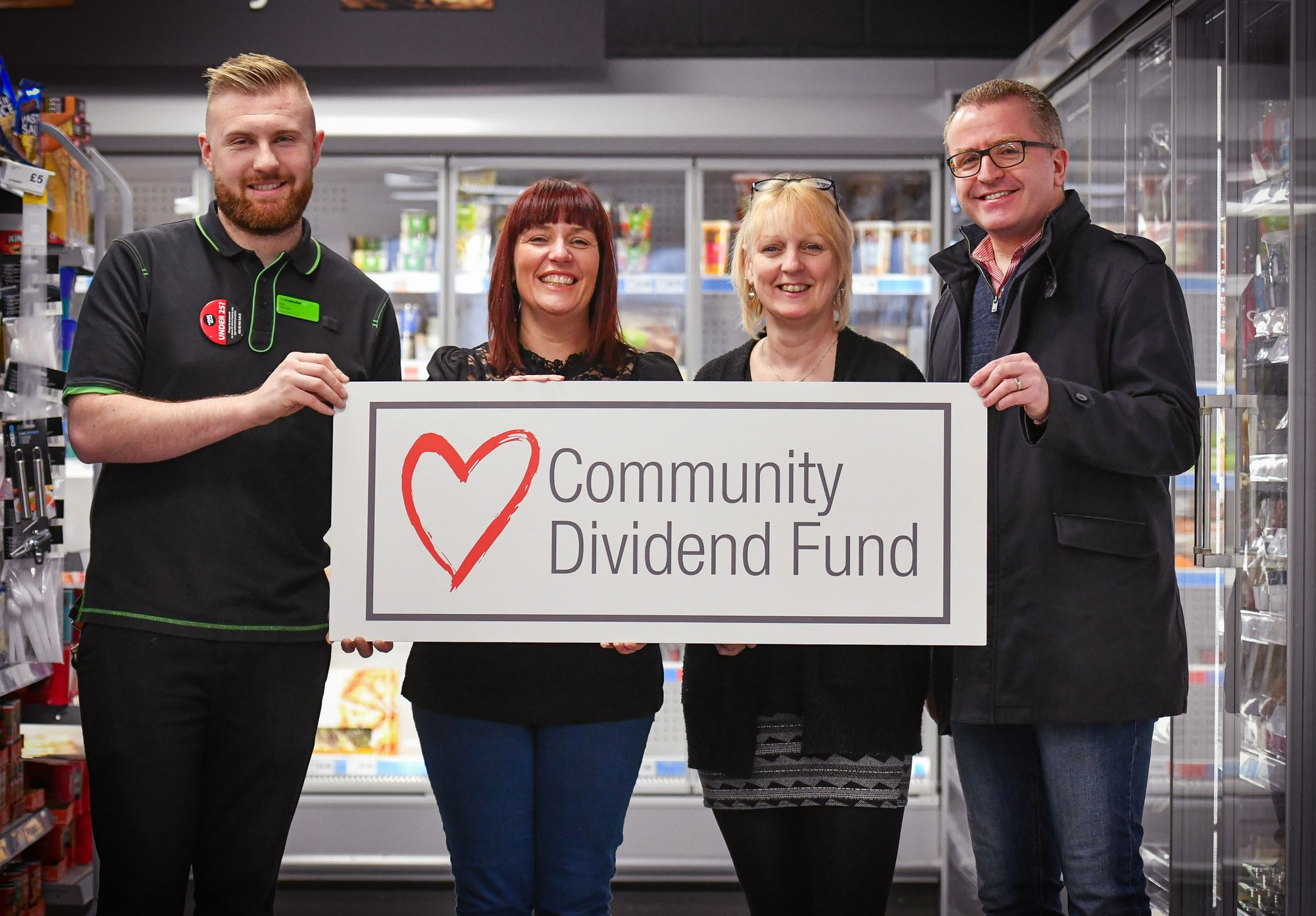 Nineteen good causes share £20,000 funding boost to tackle COVID-19 related problems thanks to Co-op community fund