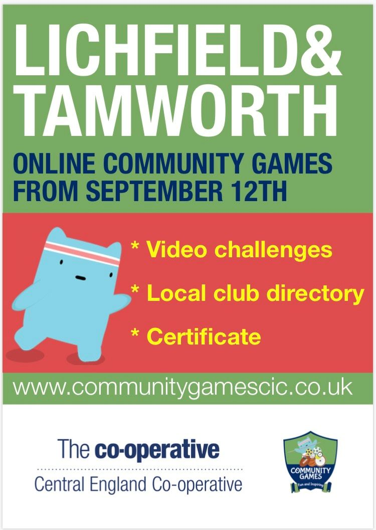Community Games Go Online