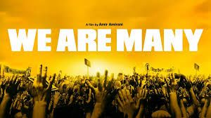 "Film Co-op marks UN International Day of Peace with on-line screening of ""We Are Many"""