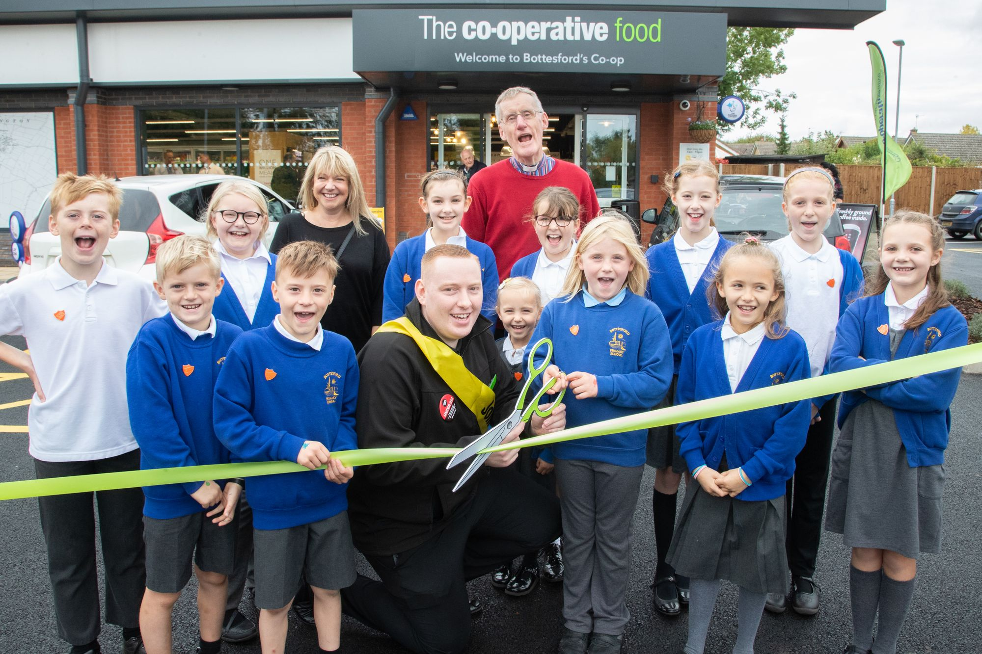 Food store team praise 'fantastic community spirit' during whirlwind first 12 months