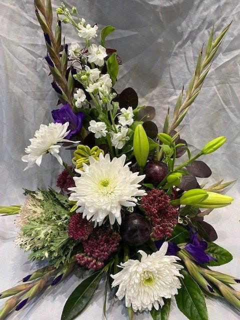 Floristry Lessons delivered Digitally