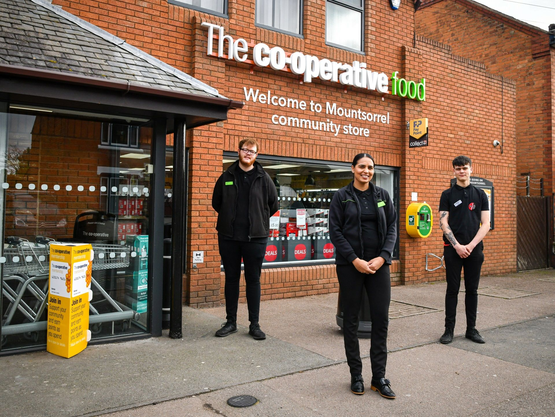 Mountsorrel food store gets fresh new look with £55k makeover