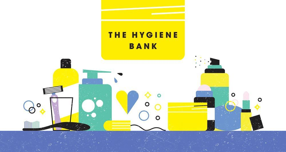 Further support for hygiene poverty project with second donation point